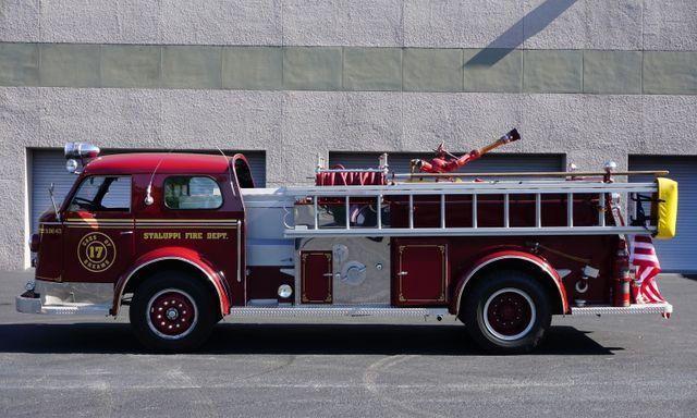 1953 American Lafrance Fire Truck Fire Trucks For Sale Fire Trucks Trucks For Sale