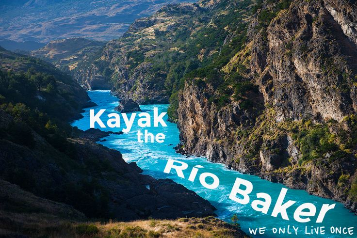 Surrounded by lush green forest and stunning rock formations at every turn, a kayak trip on the Rio Baker is the perfect way to connect with nature as you explore the beautiful wilderness of Southern Chile.