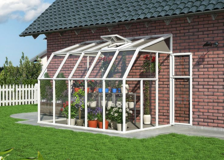 19 best rion green plastic resin frame greenhouses sale uk images