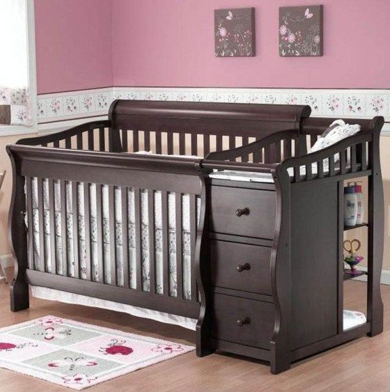 Exceptional Dark Brown Wooden Baby Crib By Sorelle Tuscany Cheap Baby Crib Free  Shipping By Sorelle Tuscany
