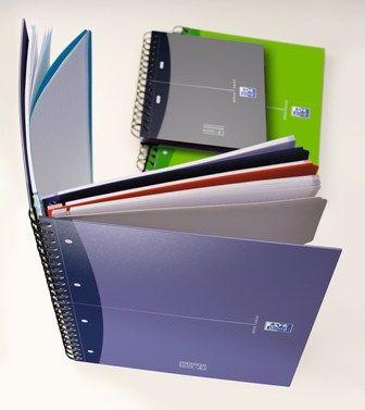 Le cahier: fidèle outil d'organisation ou FBI?