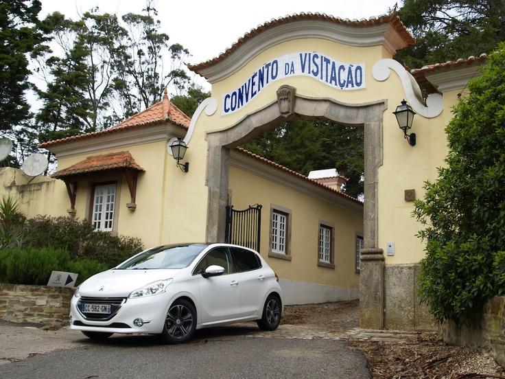 Peugeot 208 launch, Portugal, 2012
