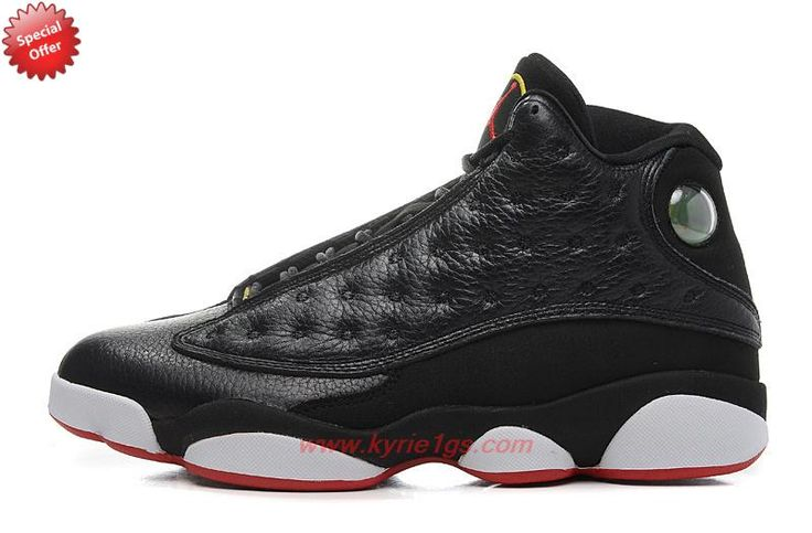 Air Jordan 13 (XIII) Retro Playoffs Black/Varsity Red-White-Vibrant Yellow  For Sale Air Jordan 13 - Nike official website Up to discount
