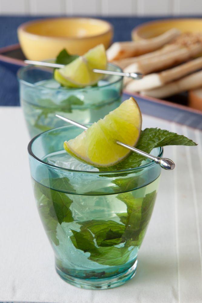 Epicure's Citron Tea Mojito