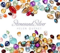 Unusual silver jewellery and semi precious stone set jewellery from the UK