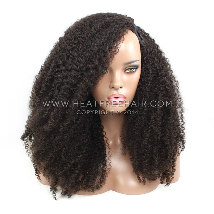 """For Kurls"" Goddess Wig - Heat Free Hair Movement"