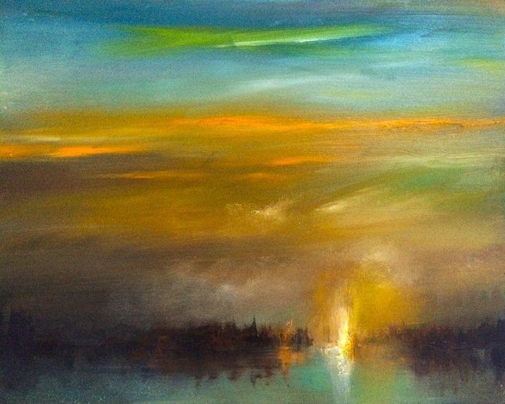 ARTFINDER: Last Glimpse by Kimberley  Harris -