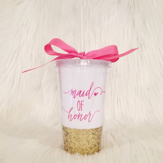 Gift Ideas For Bride And Groom From Maid Of Honor : Maid of Honor Gift