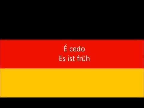 6 vídeos para você começar a aprender alemão