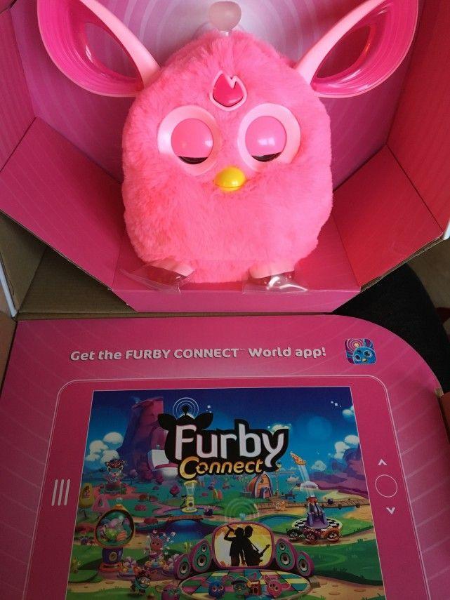 Furby Connect - SusanKMann