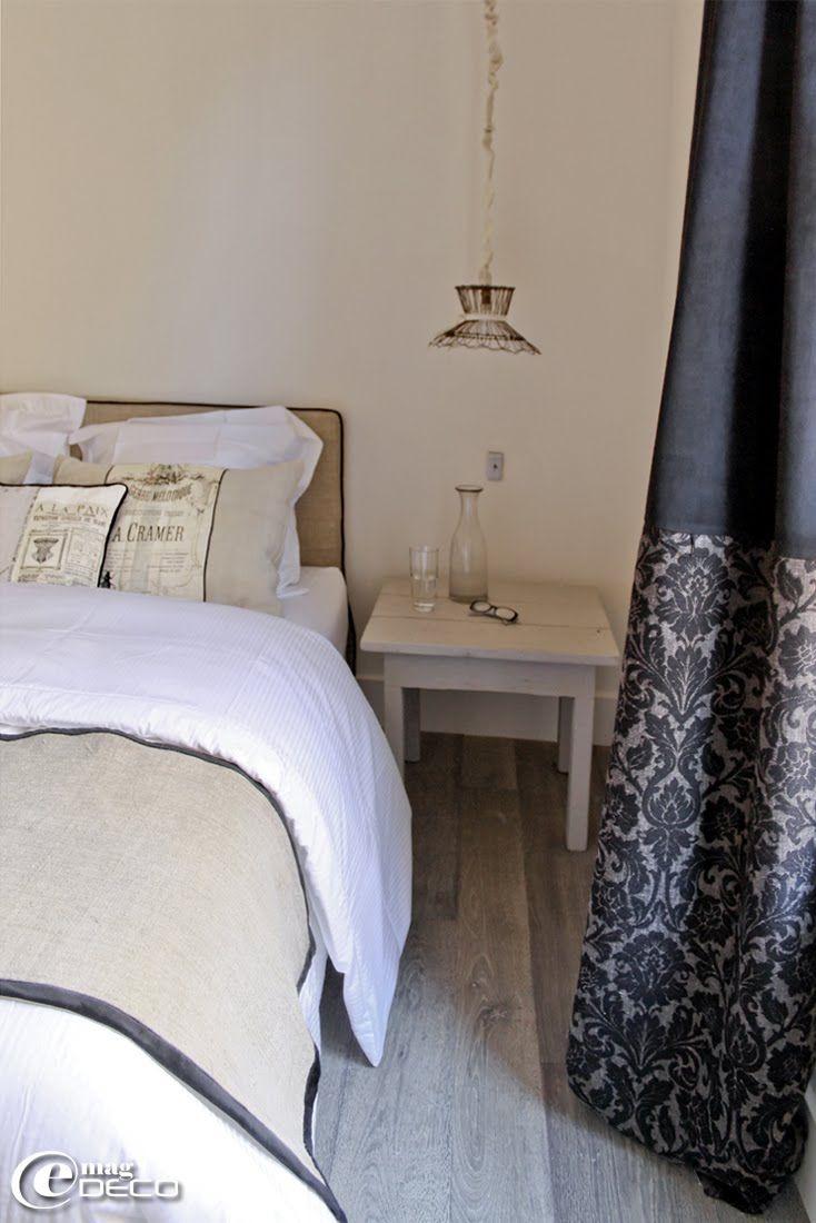 les 120 meilleures images propos de rideaux lin sur pinterest rideaux en lin embrasses de. Black Bedroom Furniture Sets. Home Design Ideas
