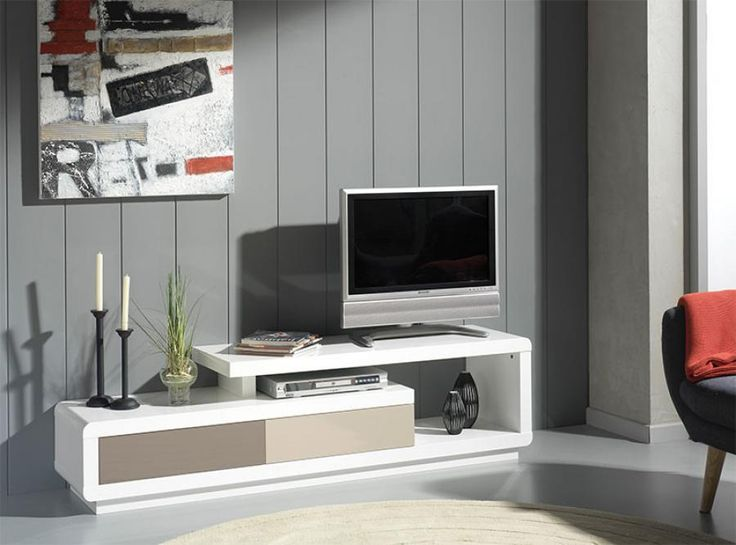 Hercules Contemporary TV Unit in Various Colour Choices