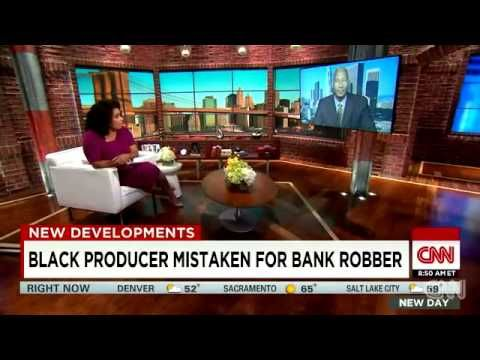 Charles Belk on New Day w Michaela Pereira (8-27-14) - Producer Arrested...