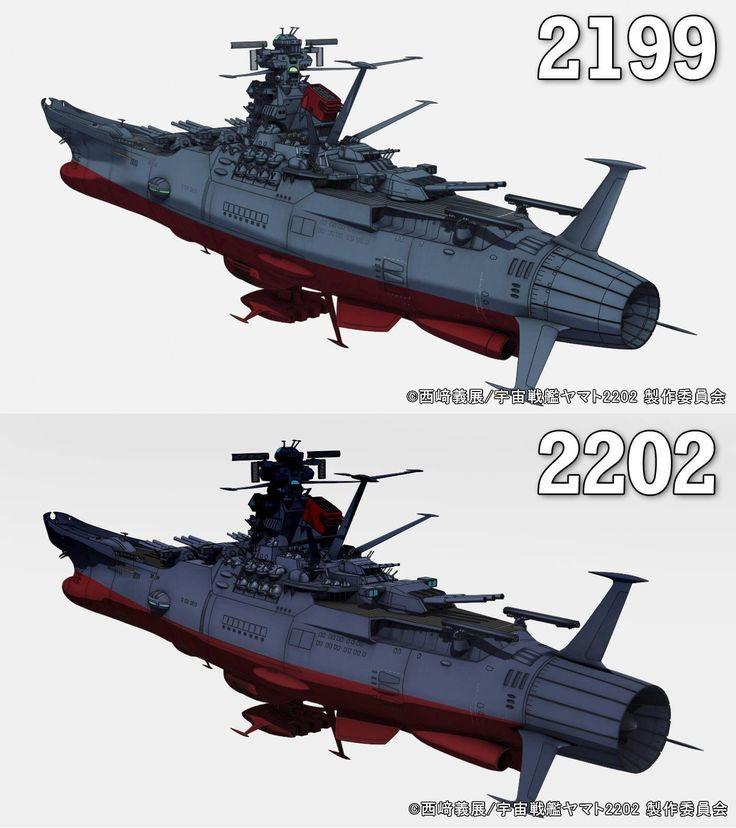79 best images about Space Battleship Yamato/Starblazers ...