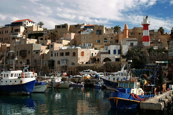 Israel and Jordan Religious Tour  #jaffa