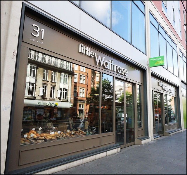 Convenience Store Exteriors and Shop Fronts | Nottingham ... Little Waitrose