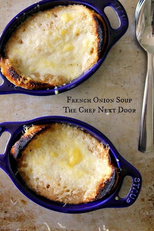 French Onion Soup | The Chef Next Door
