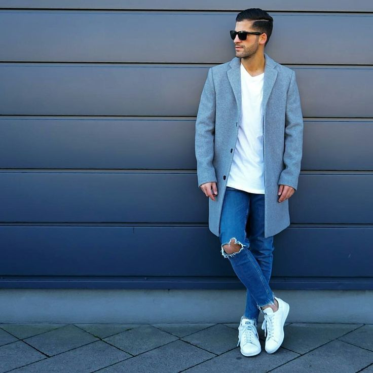 How to wear ripped jeans for men