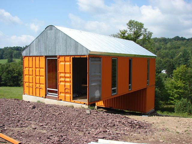 81 best images about shipping containers on pinterest santiago buen dia and architecture - Sea container home designs ...