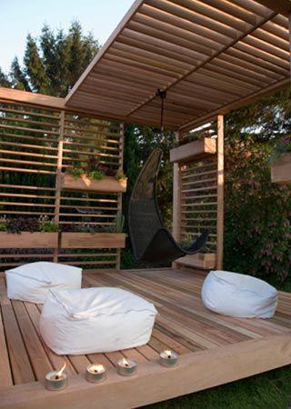 Arredamenti per giardini gazebo jardins jardin for Arredamenti terrazze e giardini