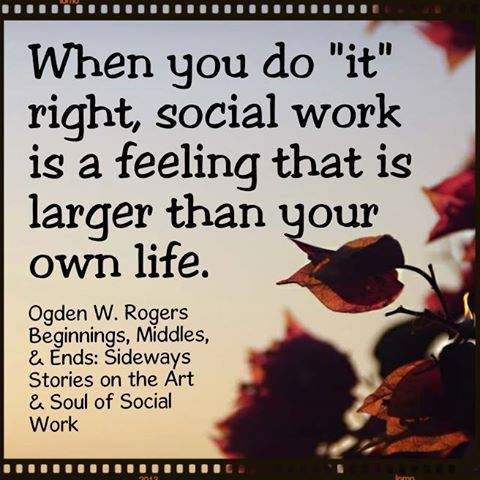 social work quotes and sayings quotesgram