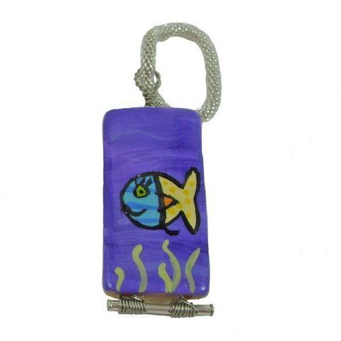 Unique Creations — A Little Fishie, Pendant