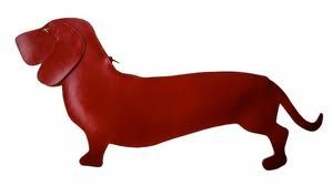 dachshund bag - a place to keep your hot dogs! @Poppy Treffry #bedachshing
