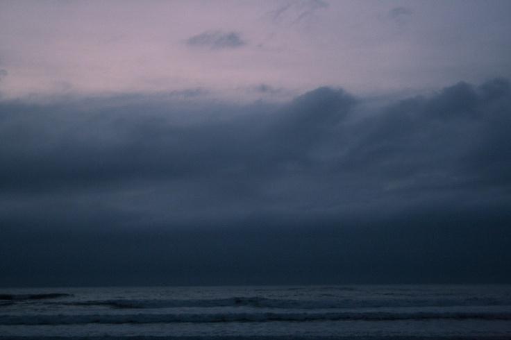 Storm Denhams Beach