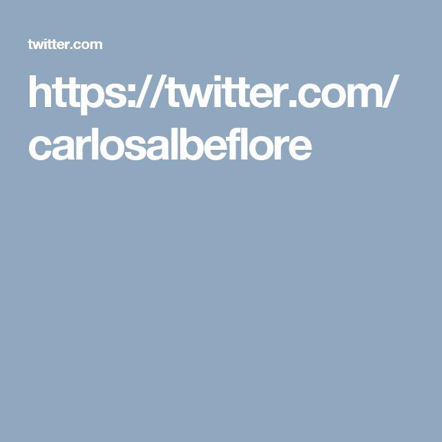 https://twitter.com/carlosalbeflore