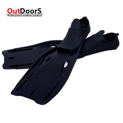 Shipping Free black 35-44 monofin diving fins piscine flipper aletas buceo swimming fins mermaid fin nadadeira swimming shoes