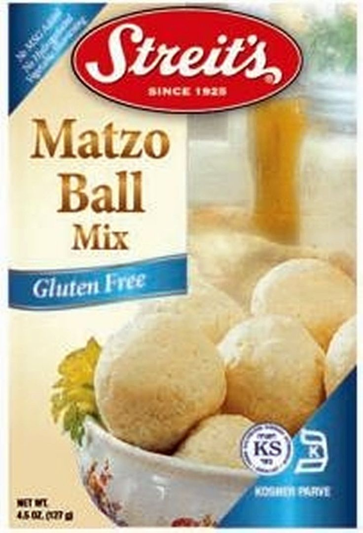 Streit's Gluten Free Matzoh Ball Mix, 4.5 Ounce - You won't find a better price in stores! Order today from #GoodBuysAlltheTime on #Amazon - http://www.amazon.com/Streits-Gluten-Free-Matzoh-Ounce/dp/B00BXP4S5O/ref=sr_1_24?m=A1S859ZUFQJNYR&s=merchant-items&ie=UTF8&qid=1415029960&sr=1-24 #MatzoBall #Recipes: