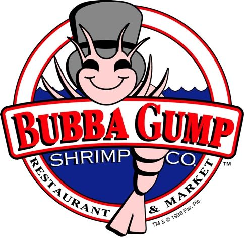 Bubba Gump Shrimp Company Gluten Free Menu