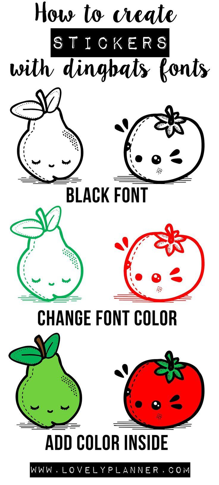 17 best ideas about Free Dingbat Fonts on Pinterest | Dingbat ...
