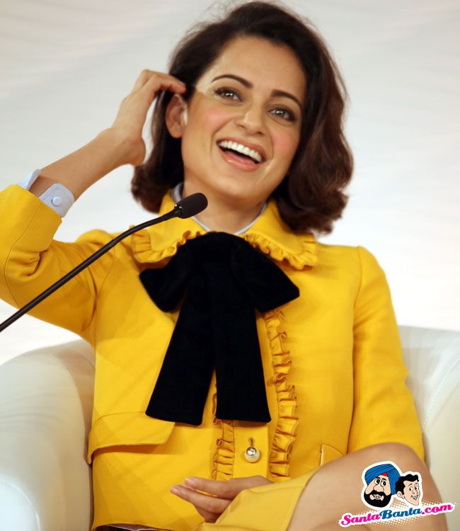 HT Leadership Summit 2015 -- Kangana Ranaut Picture # 324865