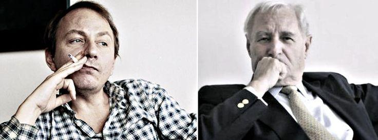 Ce au în comun Michel Houellebecq și Gérard de Villiers? | Hyperliteratura
