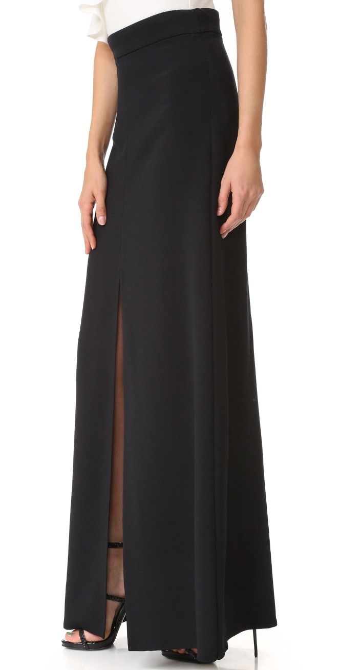 Cushnie Et Ochs Maxi Skirt | SHOPBOP