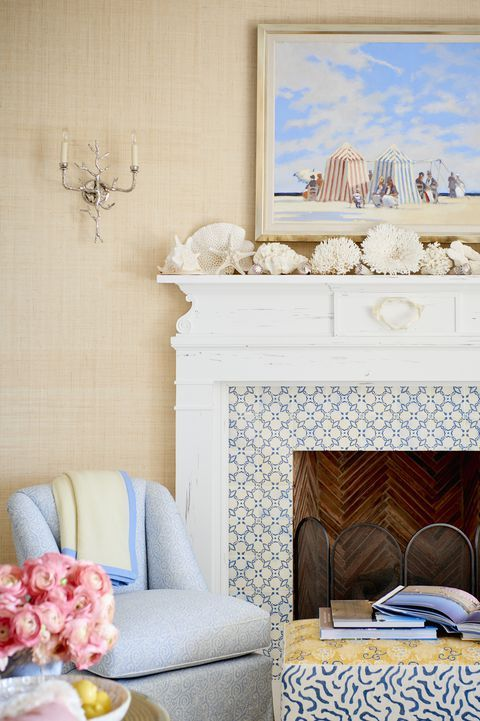 40 Cozy Fireplaces To Help You Survive Winter Paint Color