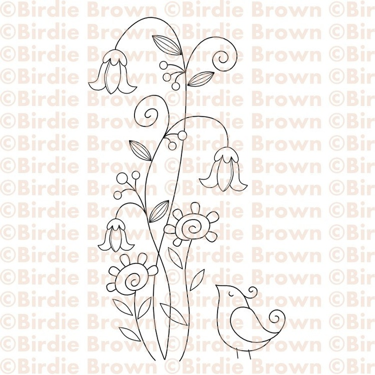 embroidery pattern...photo only