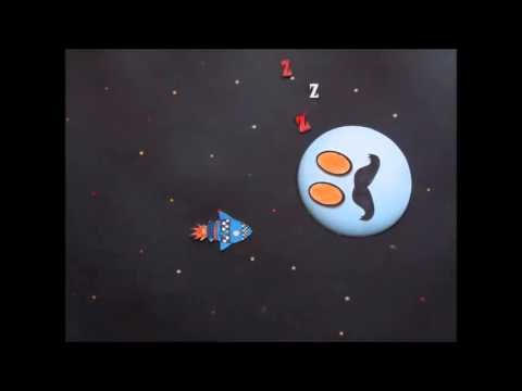Viaje espacial. Animación para el aula - YouTube