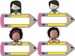 Resultado de imagen para imagenes educativas preescolar NOMBRES