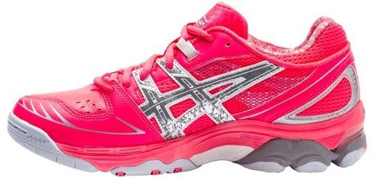 Asics Netburner Super 4 womens netball shoes Size 9 to 10