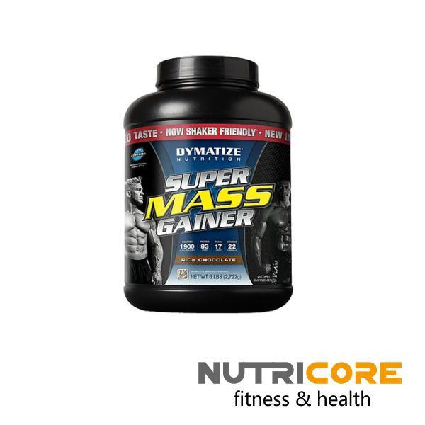 SUPER MASS GAINER | Nutricore | fitness & health