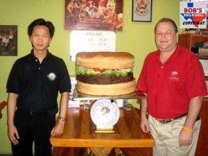 The World's Biggest Burgers - Bob's BBQ & Grill