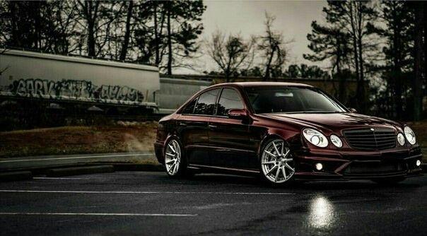 Mercedes Benz W211 Super Color