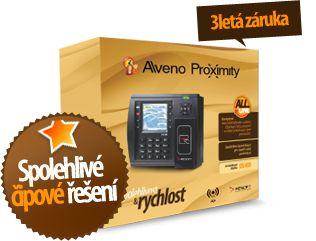 #alveno #proximity Balíček Alveno Proximity přináší komplexní a jednoduché řešení evidence docházky. Základem tohoto balíčku je moderní čipová čtečka DSi 400 a uživatelsky příjemný program Alveno.