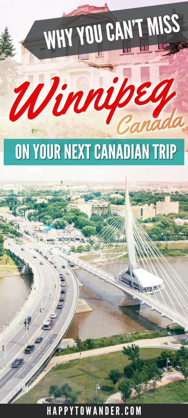 Winnipeg, Manitoba is one of Canada's most underrated city! Here's why it makes the perfect city break, featuring inspiration for things to do in Winnipeg and popular sights to visit.