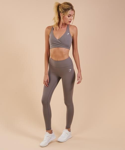 b01ff4b6ffe7a Gymshark Dreamy Leggings - Slate Grey 3 $42 | Fitness Shop ...