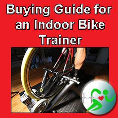 An indoor bike trainer is a device that attaches onto your rear axle and presses a resistance roller against the rear tire so that you can ride in place. Indoor Bike trainers come in a variety of types based on the resistance that is being provided. The four most common types of resistance are wind, fluid, magnetic or centrifugal. Click here to find the best one for you.