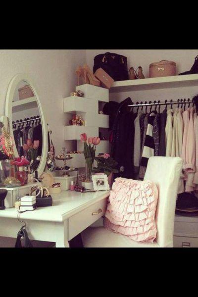 tocador y closeth