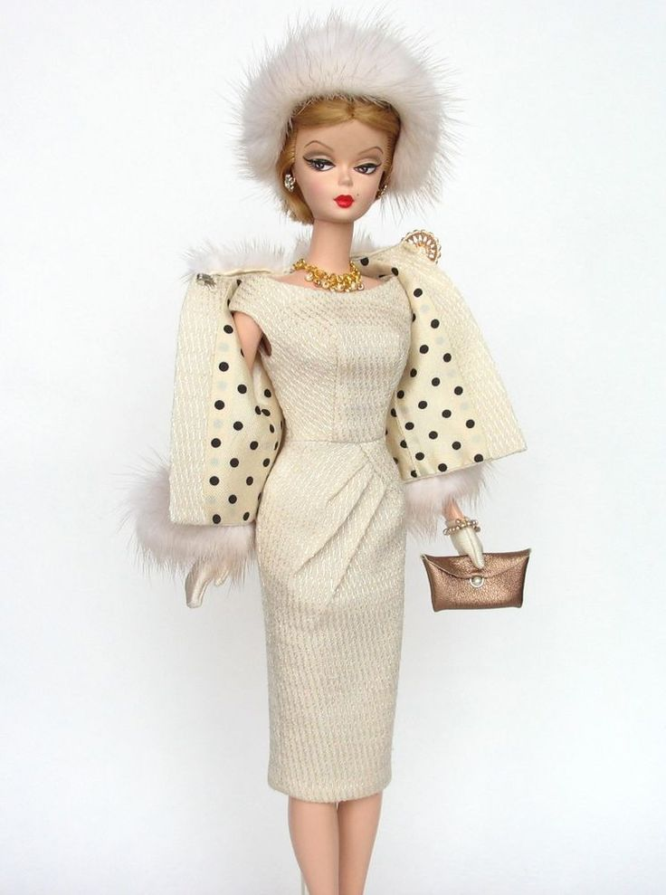 OOAK+outfit+made+for+Vintage+Silkstone+Barbie+by+M_L+Handmade+One+Of+A+Kind++
